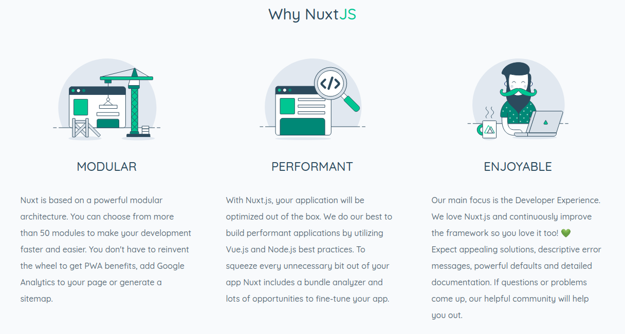 Frontend for backend developers: an introduction to Nuxt.js